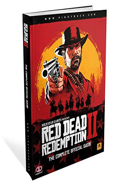 Red Dead Redemption 2 The Complete Official Guide Standard Edition By Piggyback Piggyback Red Dead Redemption Redemption Guide Book