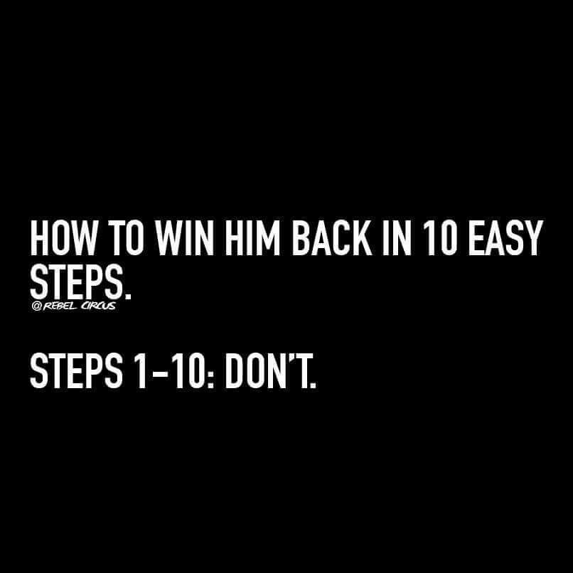 Quotes To Get Him Back: How To Win Him Back In 10 Easy Steps