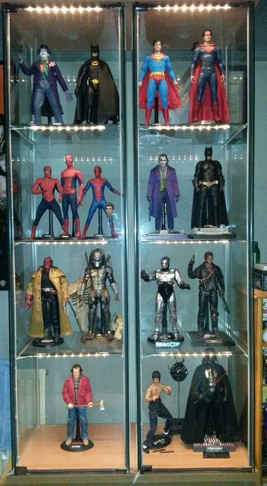 Gi Room Design: Displaying Collections, Action Figure