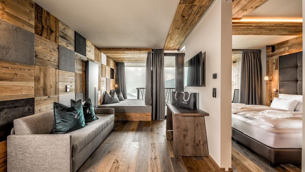 Wellnesshotel Dolomiten My Arbor auf der Plose (mit