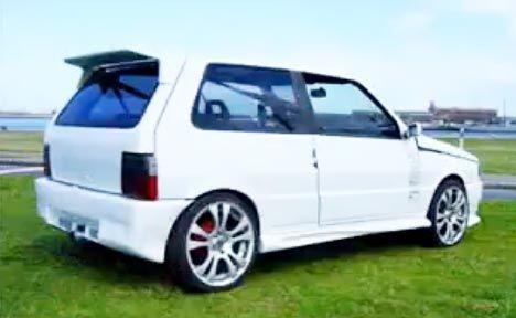 Resultado De Imagem Para Tuning Fiat Uno Fiat Uno Carros