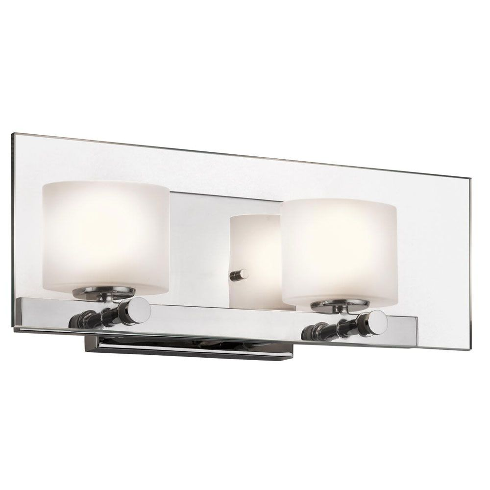 Kichler Lighting Como 2 Light Halogen Bath