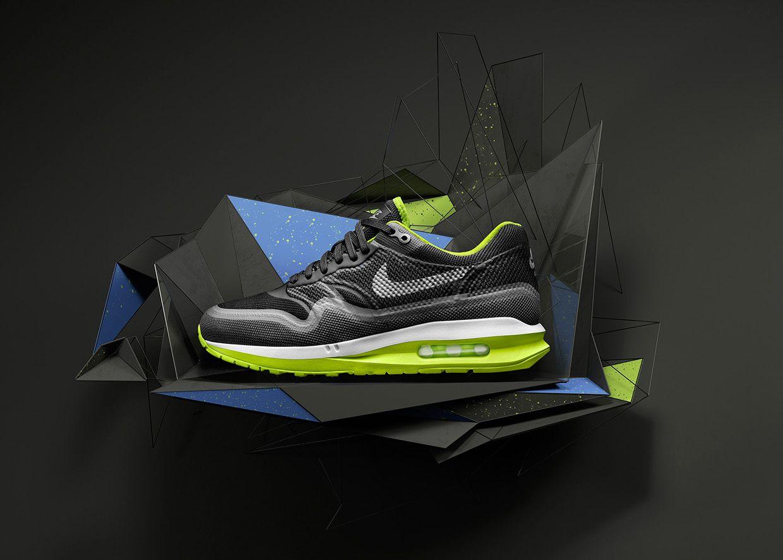 Nike / Air Max Lunar1 on Behance