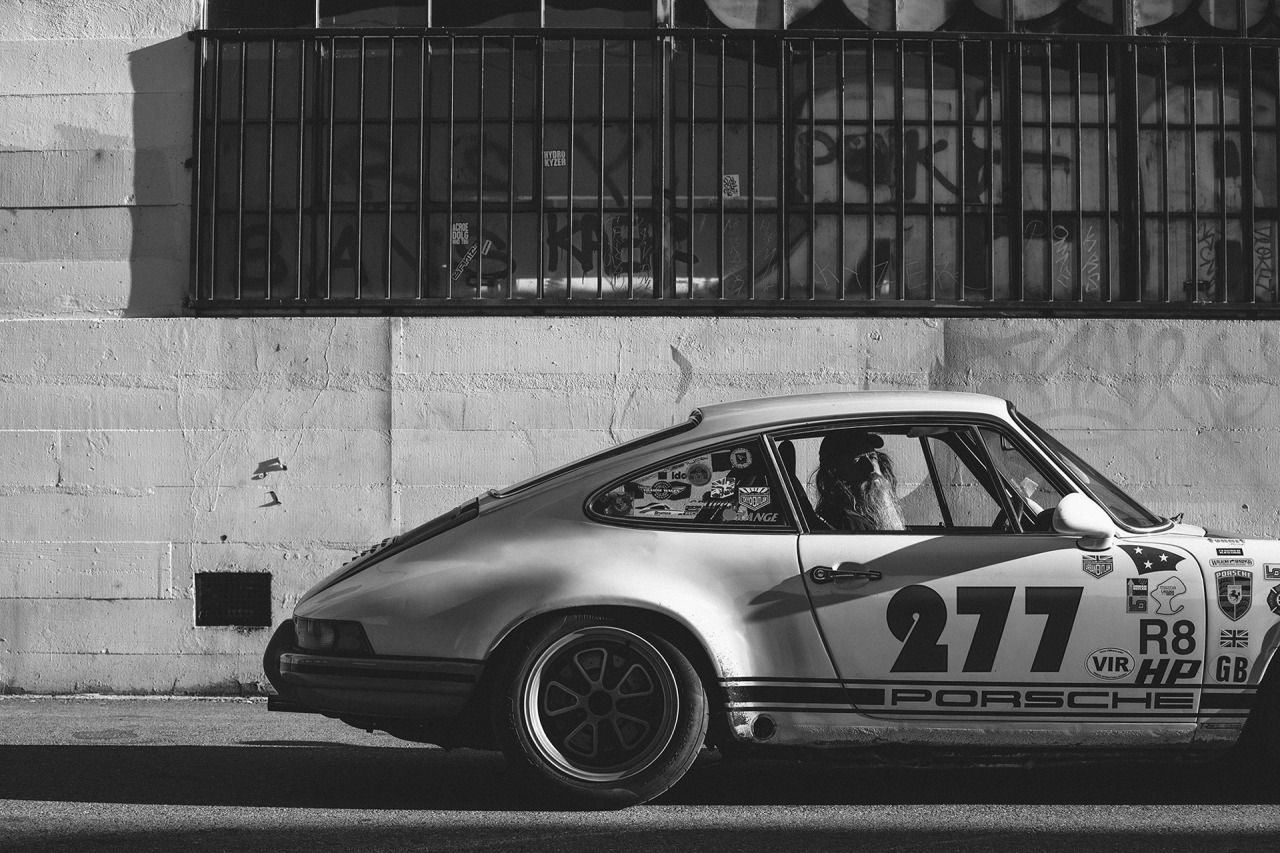 Vincentperraud Magnus Walker Dtla Print In The New Issue Of Bad To The Bone Mag Porsche Vintage Porsche Classic Porsche