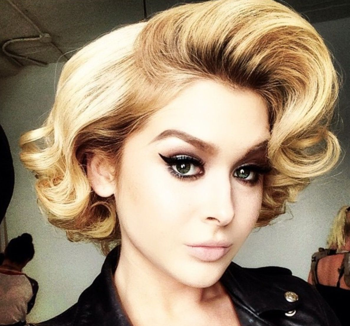 pin by evie too on hair! in 2019 | rockabilly hair, vintage