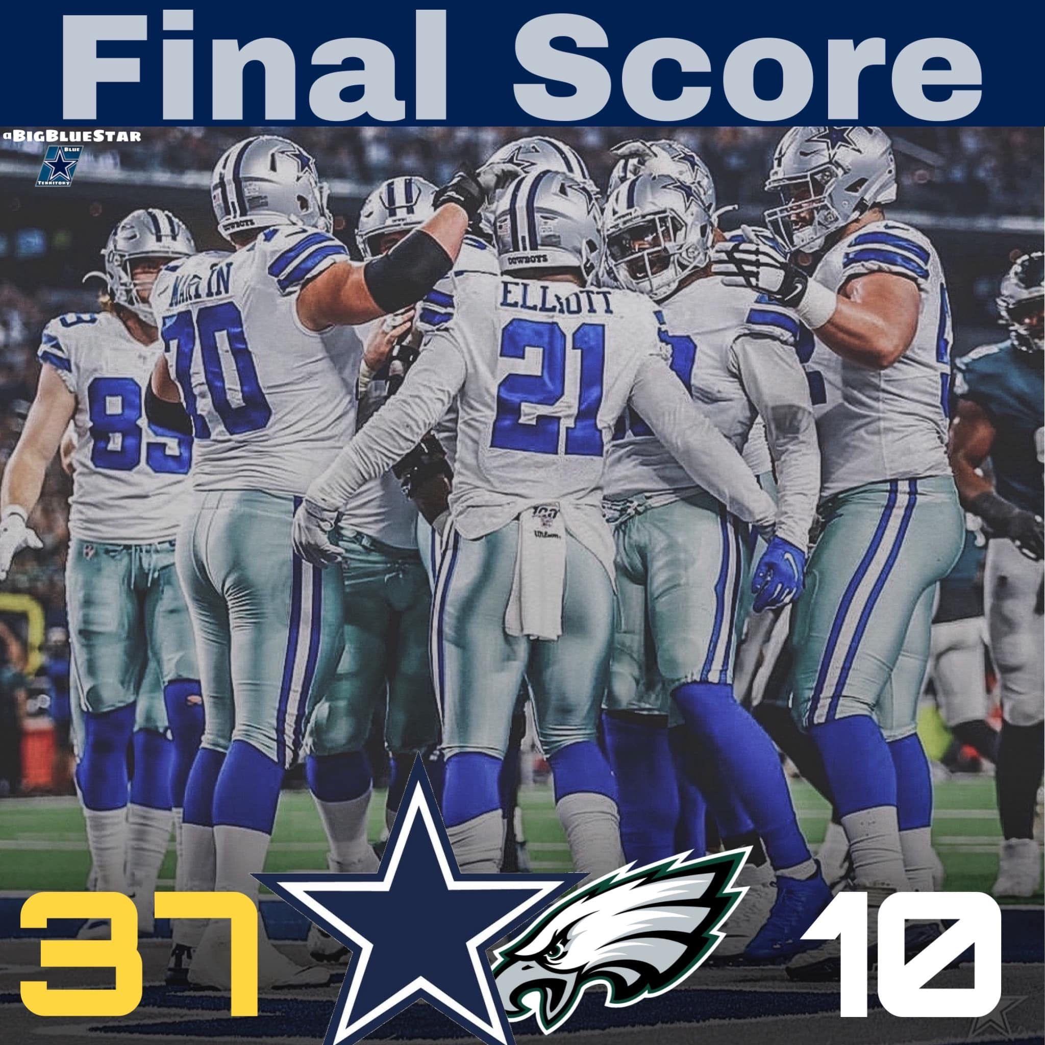 Nfl Week 7 Dallas Cowboys Vs Philadelphia Eagles In Arlington Texas Sunday Oct 20 2019 Dallas Cowboys Memes Dallas Cowboys Dallas Cowboys Football Team