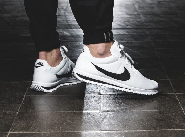 nike cortez ultra homme blanche