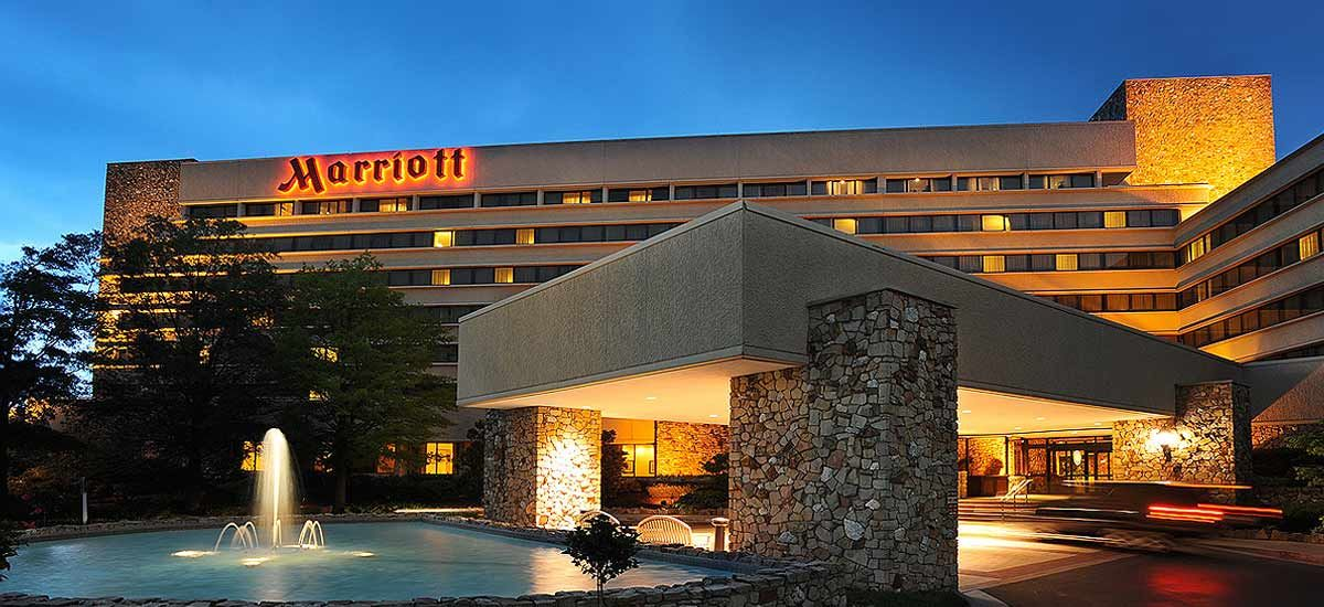 Griffin Gate Marriott Resort Amp Spa Hotel Of The Day