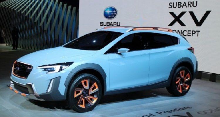 2018 Subaru Xv Crosstrek Redesign And Specs