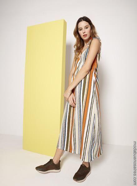 Moda vestidos primavera verano 2019