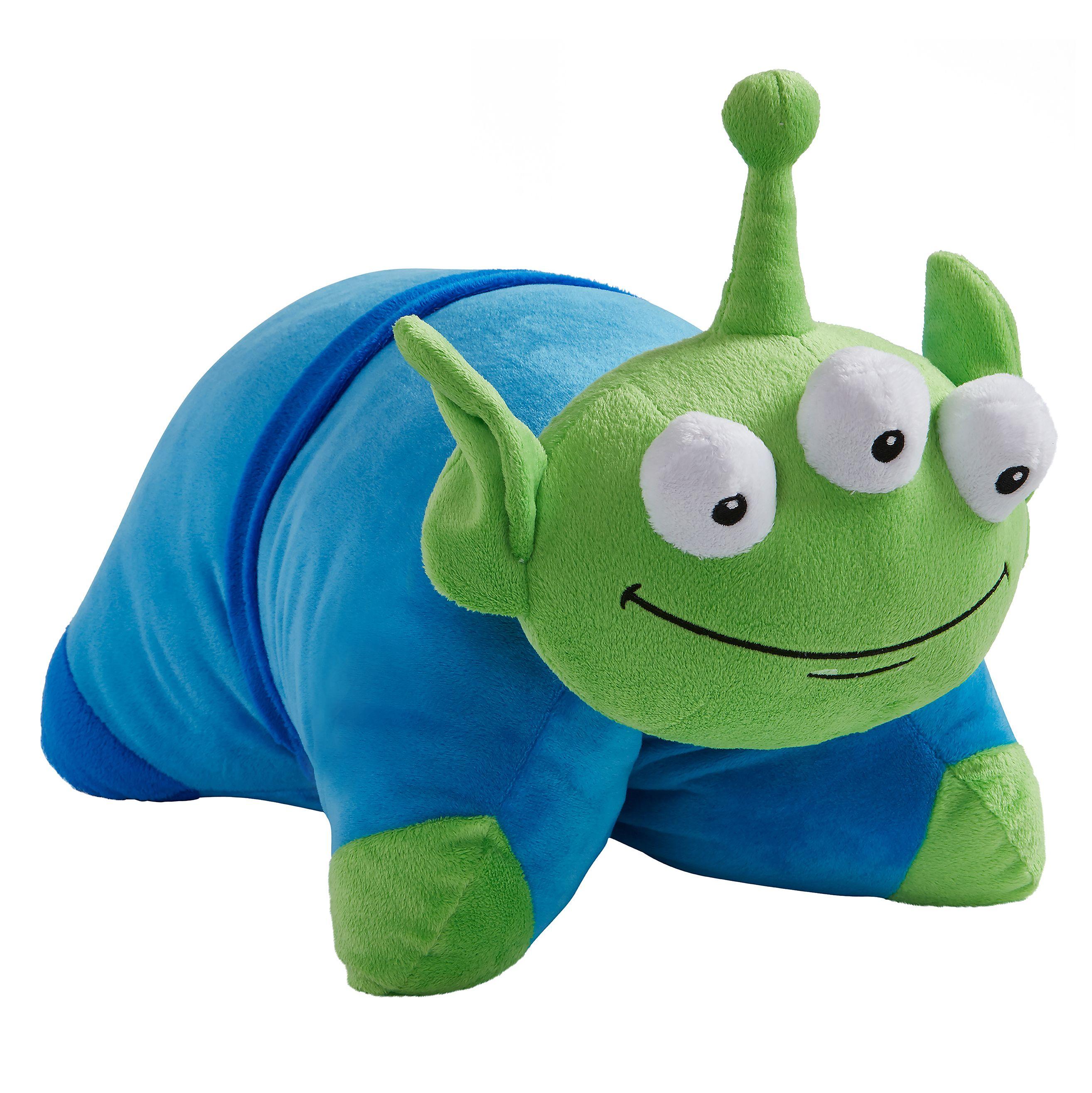 Toy Story Little Green Man Disney Stuffed Animals Animal Pillows Alien Plush