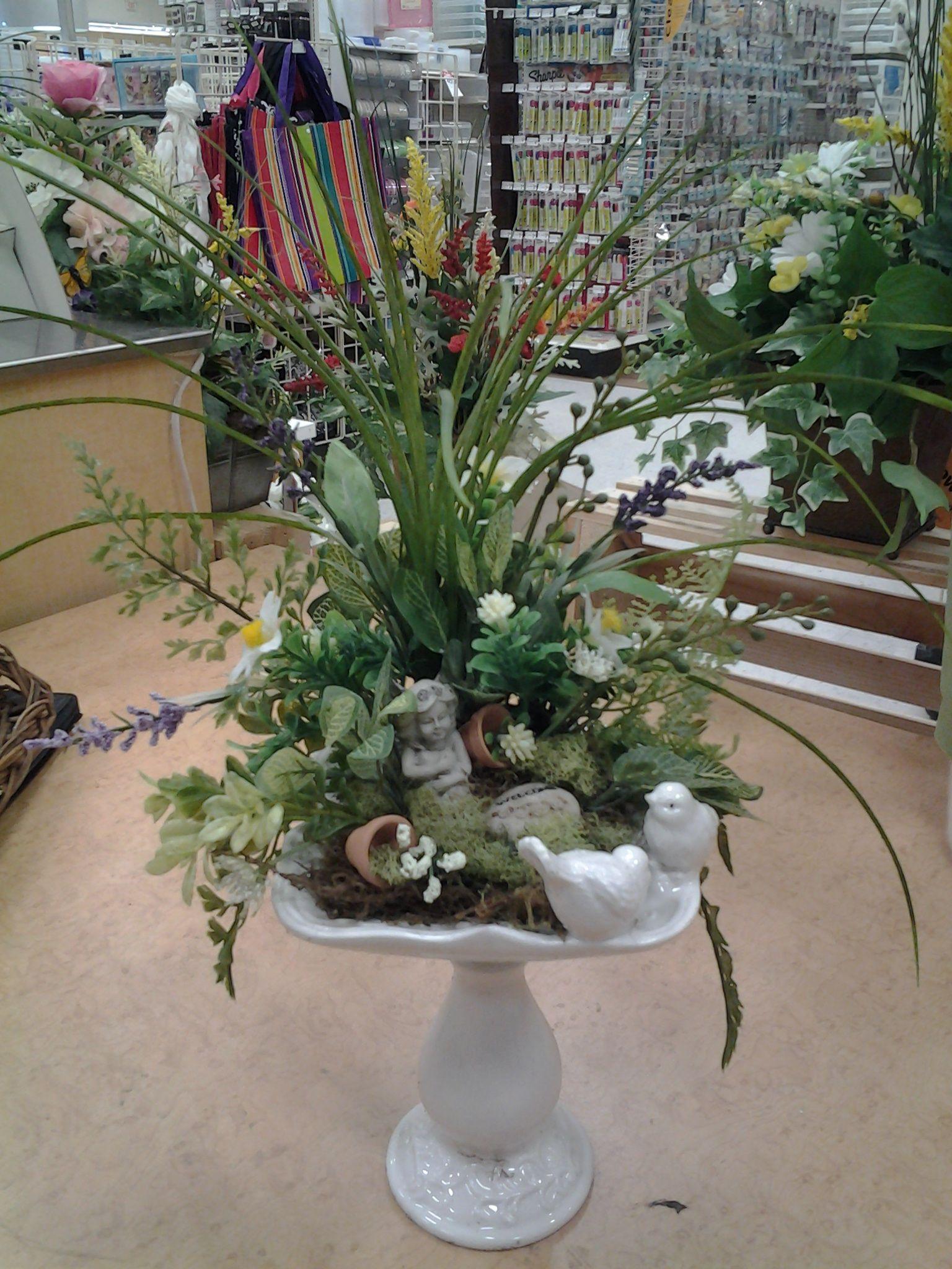 Fairy Garden Cindy 2717 Spring Floral Arrangements