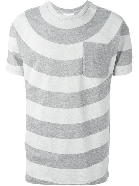 0bfea8b90b G-star Raw By Marc Newson Striped T-shirt - Societe Anonyme - Farfetch