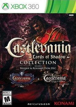 Castlevania: Lord of Shadow Collection (Xbox360)
