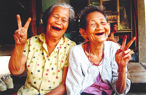 Image result for happy thai people