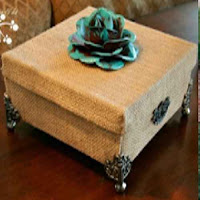 اشغال اعمال فنية يدوية بالكرتون اعمال اعادة تدوير سهله للاطفال حديثة بالخطوات بالصور Hand Craft Decorative Boxes Decor Home Decor