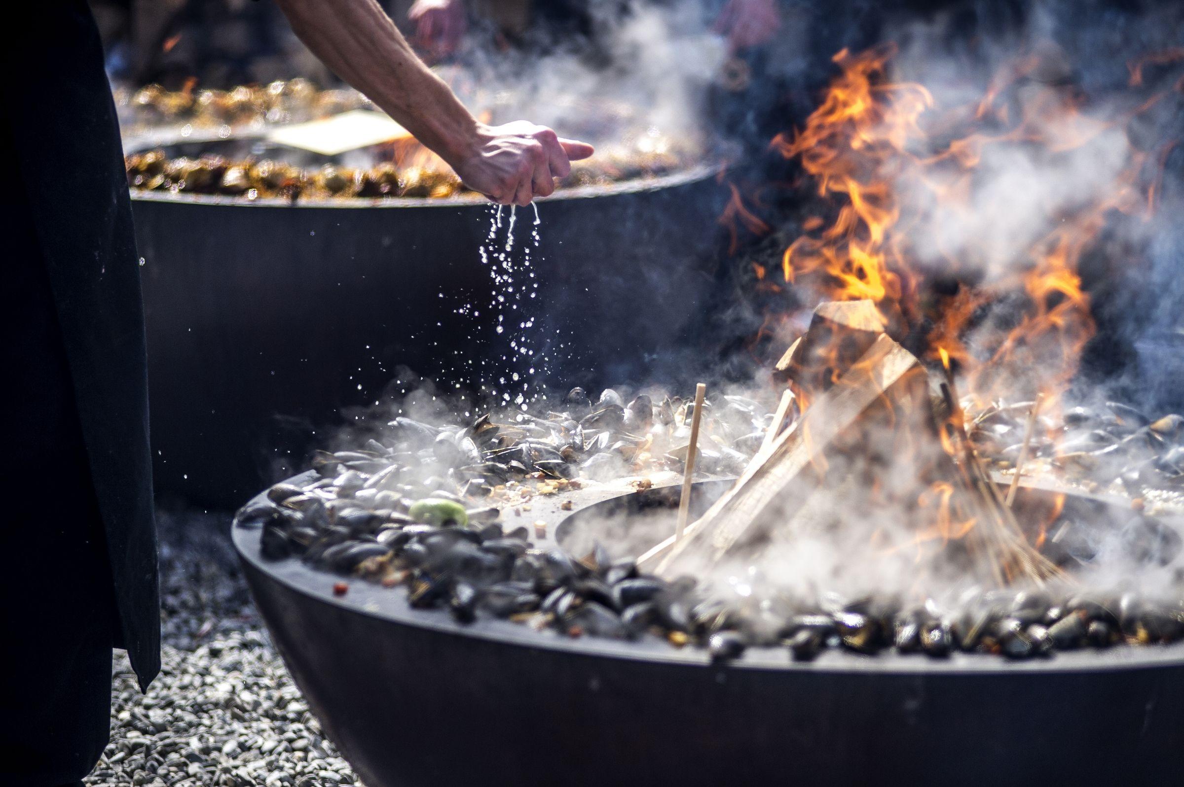 Schön Feuerring Das Original, Feuerring, BBQ, Grillen, Lagerfeuer, Party,  Grillrezepte, Gartendeko, Outdoor, Barbecue