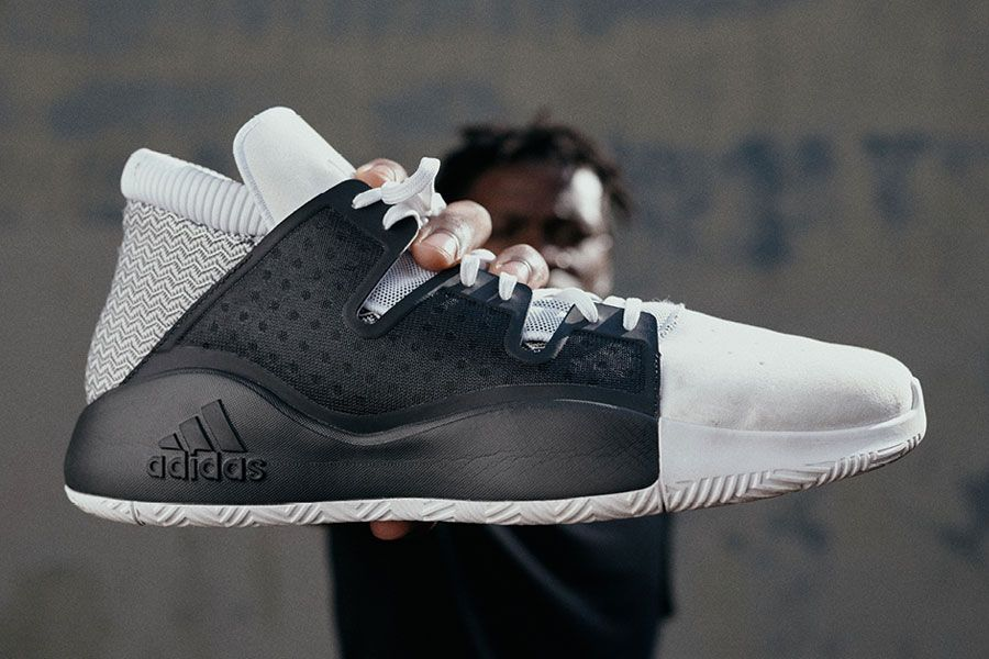 adidas Basketball Pro Vision (G27753) | FTW_SneakerDressed