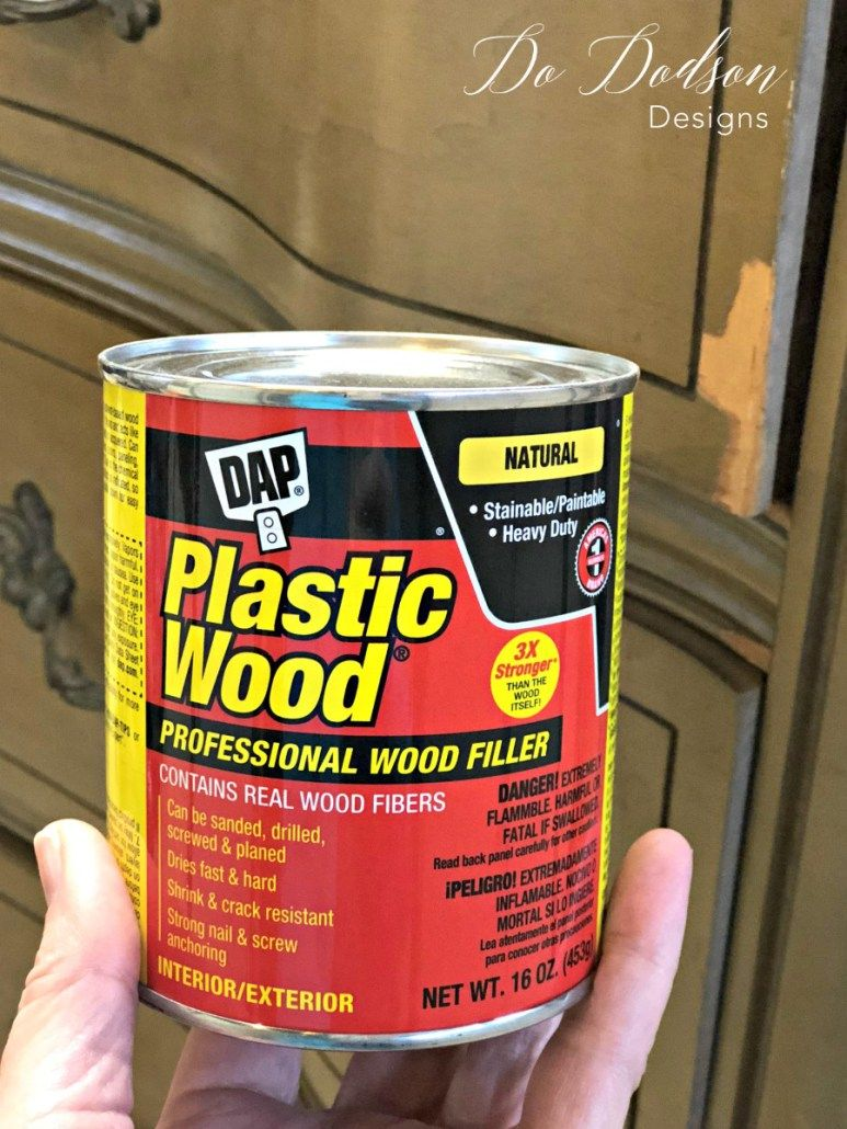 Photo of How to use Wood Filler to Repair Veneer Damage