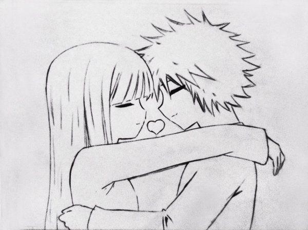 Imagenes De Amor Anime Para Dibujar imagenesdeamorparadibujar net ...