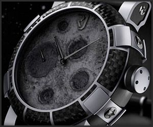 Romain Jerome is at it again with his Moon Dust-DNA series of watches, which use real moon dust as well as rocket and spacesuit parts from NASA's Apollo 11 mission.