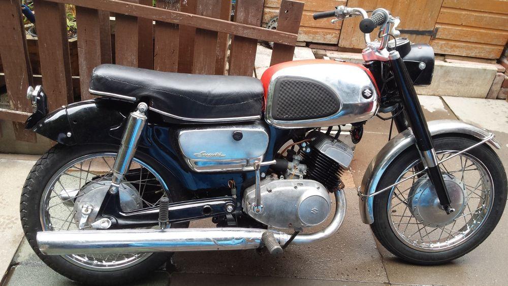 Suzuki 250 T10 1965 Vintage Motorcycles Vintage Cars Restoration Vintage Cars