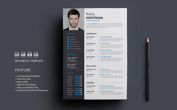 Minimalist Resume Template Cover Letter Icon Set For Etsy In 2021 Minimalist Resume Template Resume Template Minimalist Resume
