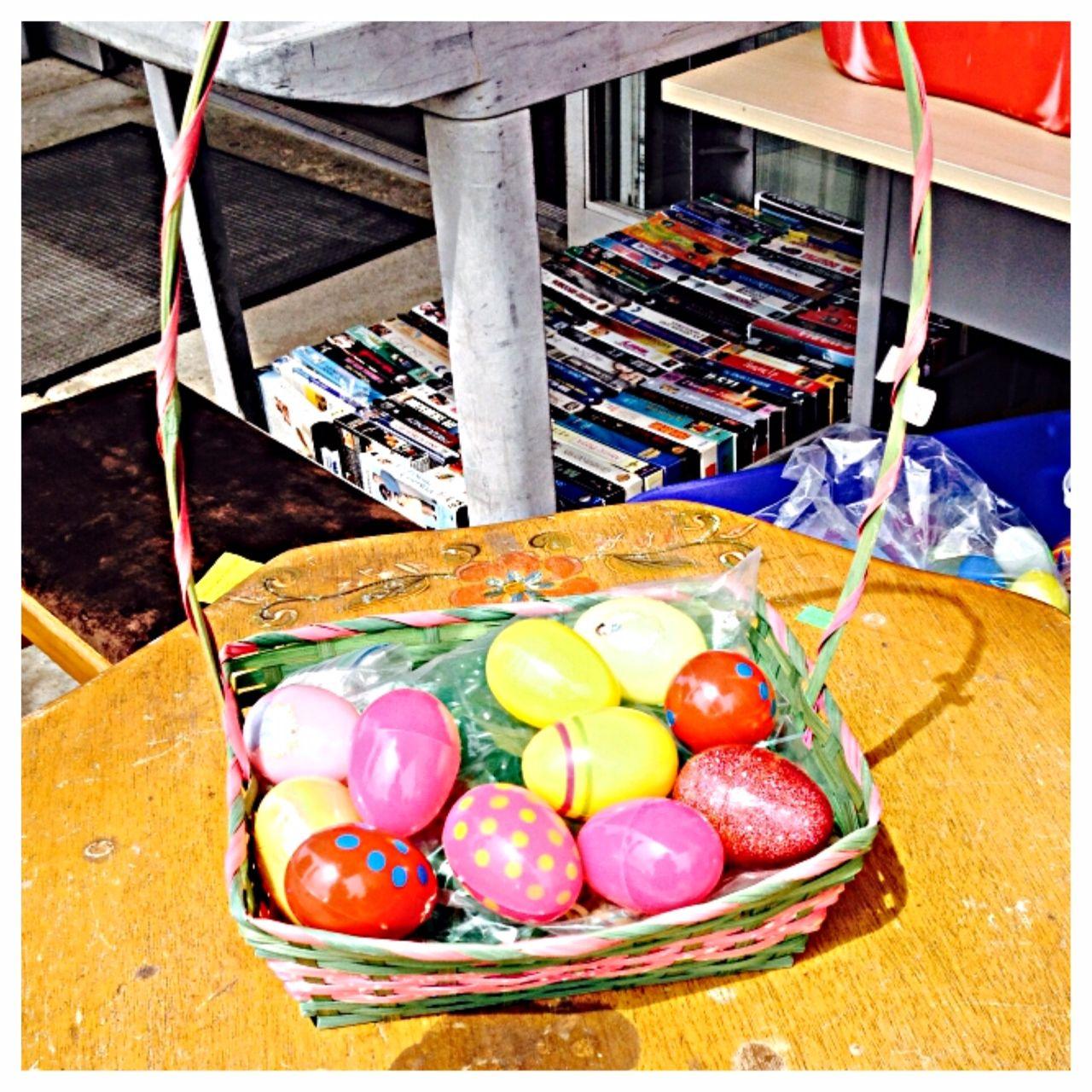 Easter basket April 2014
