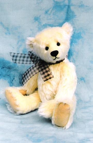 Выкройка мишки. Выкройка мягкой игрушки Bear pattern ..♥..Nims ...