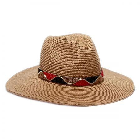 Mombasa Fedora Hat available at  VillageHatShop  f8c11734f3a6