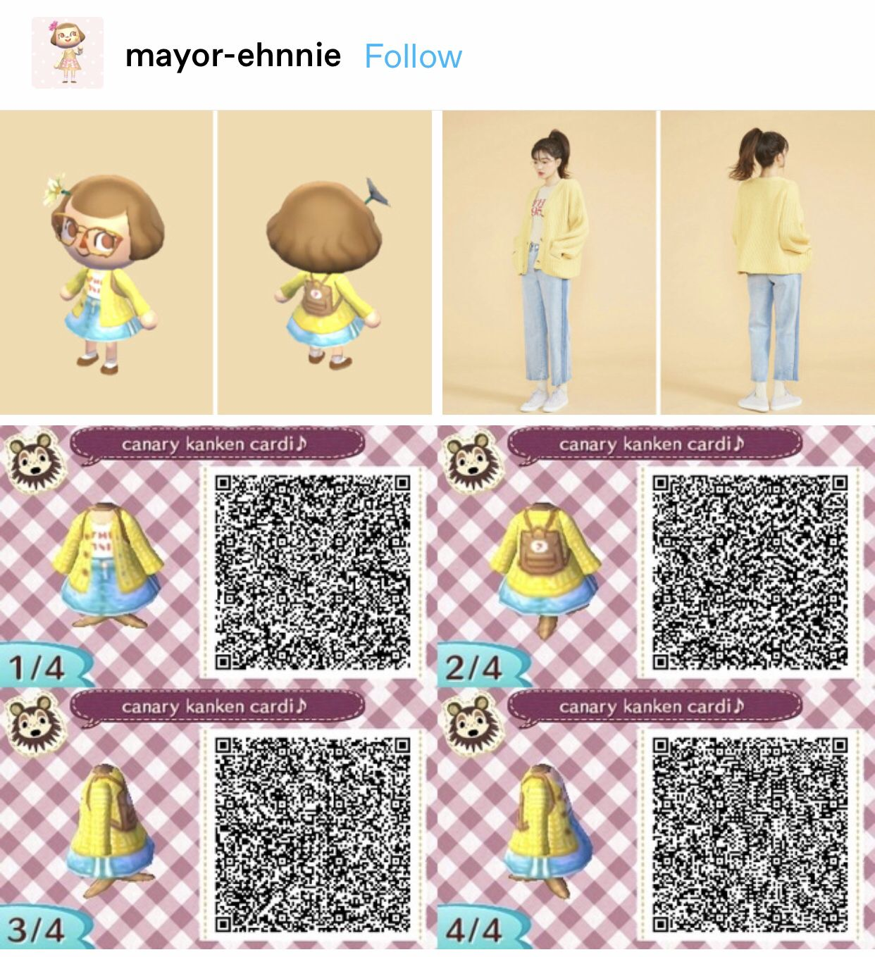 Cool Hairstyles On Animal Crossing