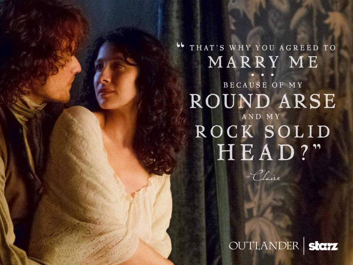 In Love With Outlander : Photo