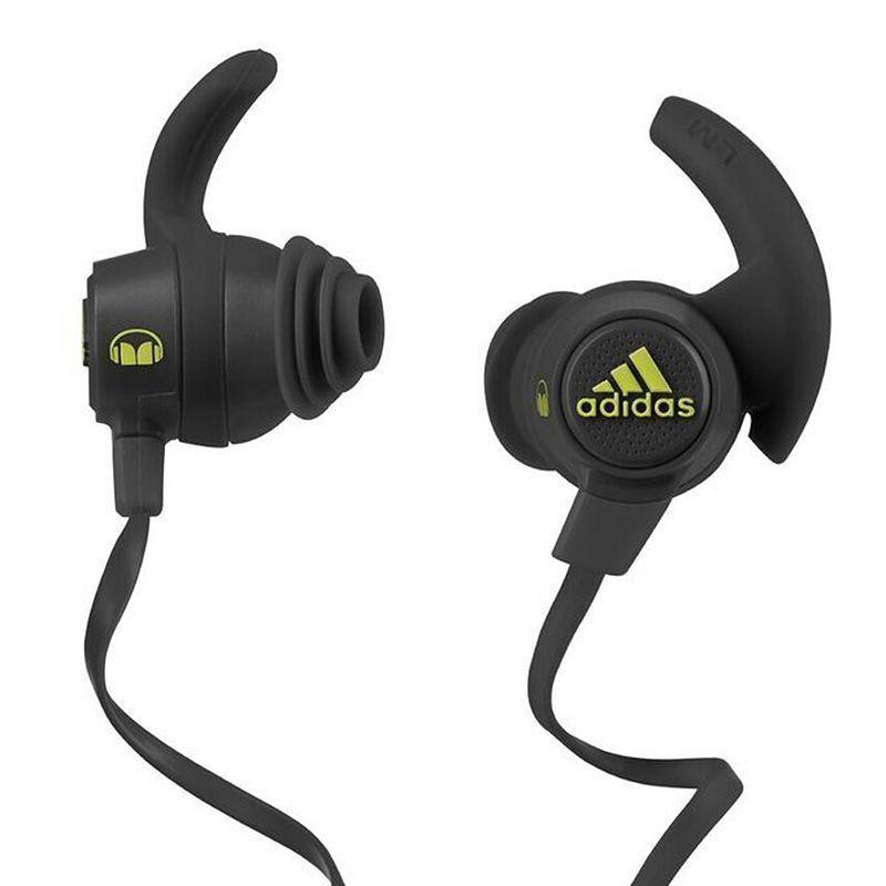 Marte de primera categoría Artificial  Adidas Sport Response Earbuds by Monster, Grey (With images ...
