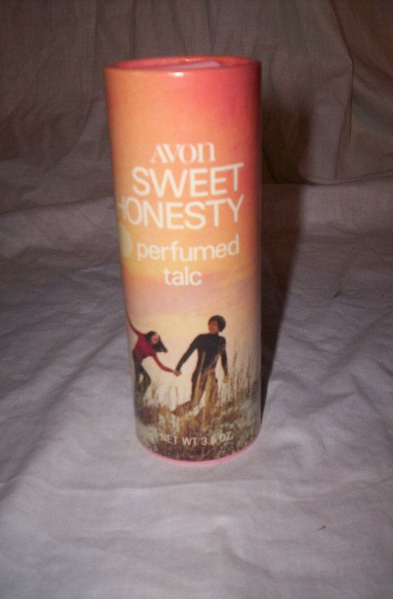 Avon Sweet Honesty This And Love S Baby Soft With Images