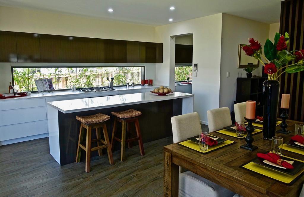 Risultati immagini per arredare open space cucina ...
