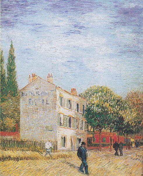 FileVan Gogh - Das Restaurant Rispal in Asniéresjpeg Van Gogh - Description De La Chambre De Van Gogh