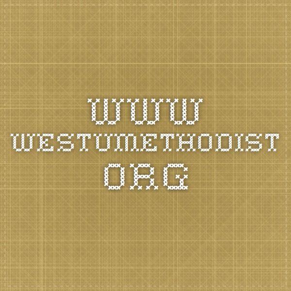 www.westumethodist.org  ... policy