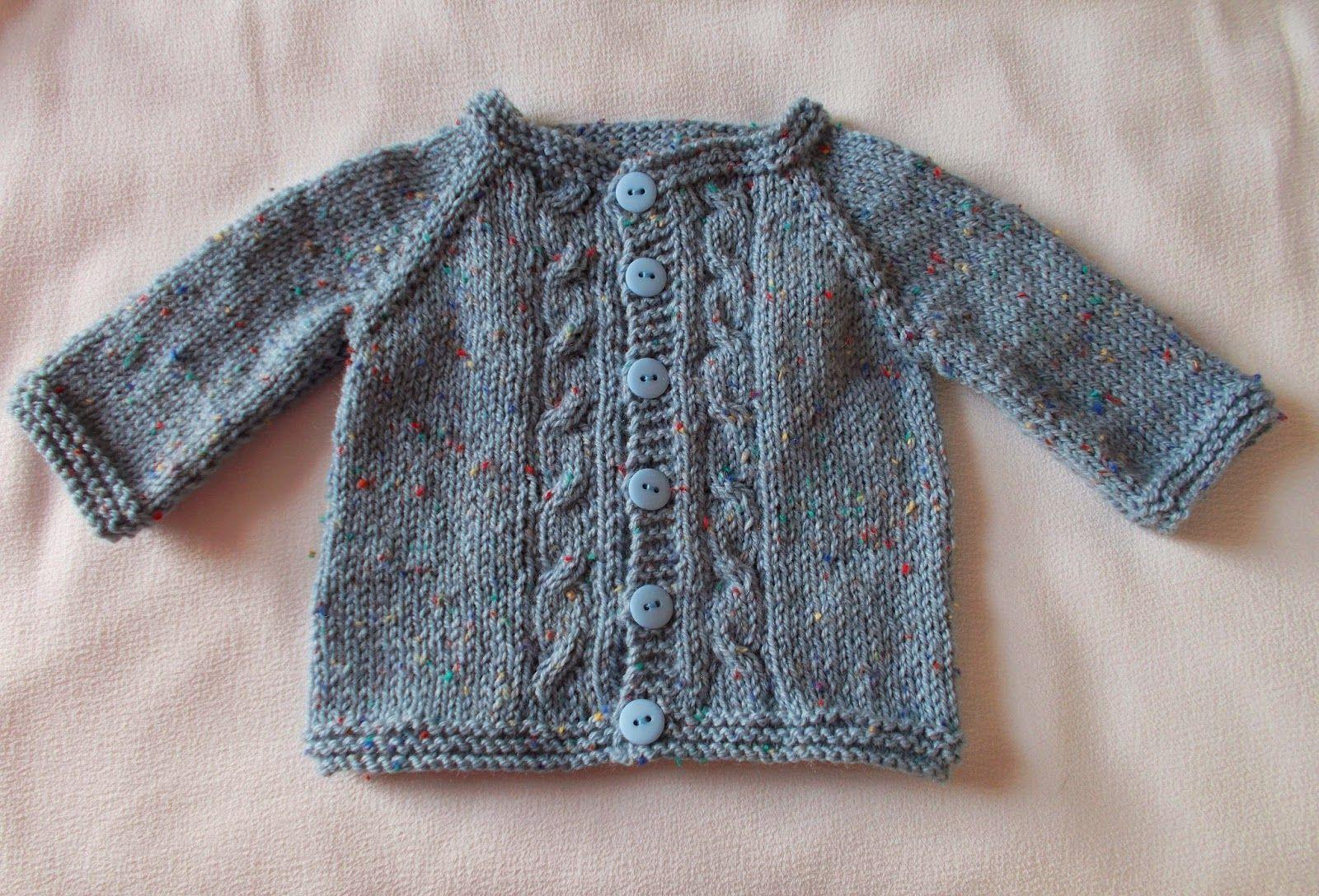 marianna\'s lazy daisy days: MAX Baby Cardigan | knit | Pinterest ...