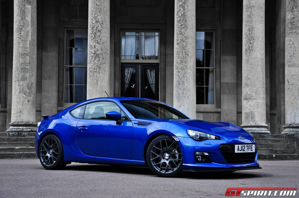 Subaru Brz By Litchfield Motors In 2020 Subaru Brz Subaru Pony Car