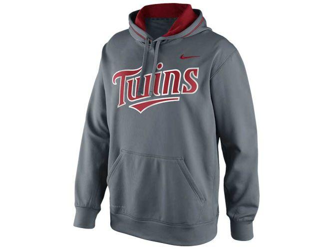 pretty nice ea8e1 7745b Minnesota Twins Nike MLB SSNL KO Hoodies | Mn twins | Mlb ...