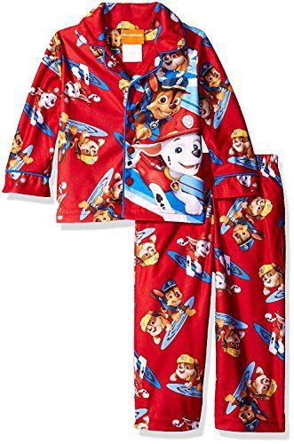 Nickelodeon Boys Toddler Paw Patrol Luxe Plush Robe