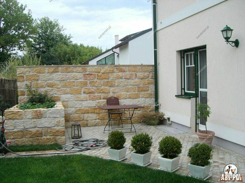 Mauersteine Mauerwerkstein Gartenzaun Aus Sandstein In Hessen Offenbach Ebay Kleinanzeigen Gartengestaltung Garten Terassenideen