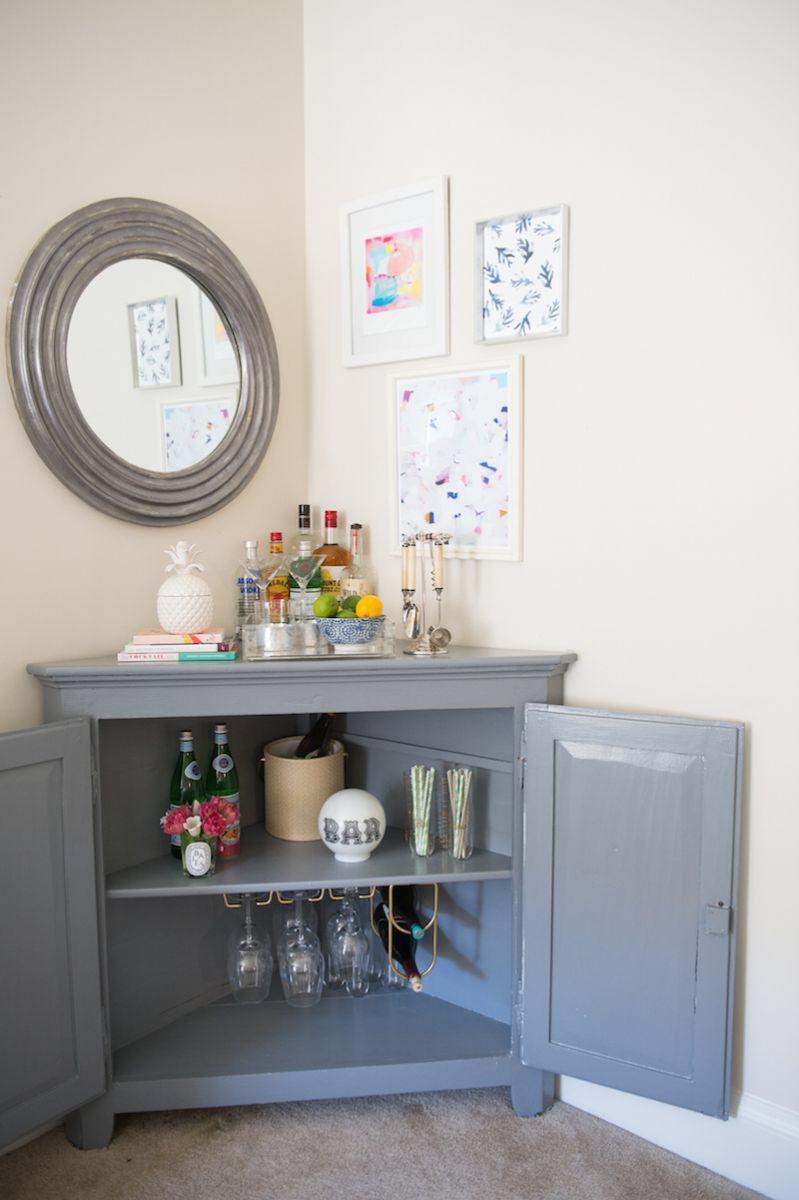 Side Bar Dining Room Corner Living Room Cabinets Small Corner Cabinet #small #bars #for #living #room