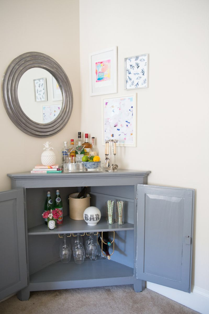 Side Bar Living Room Cabinets Bar Furniture Small Corner Cabinet