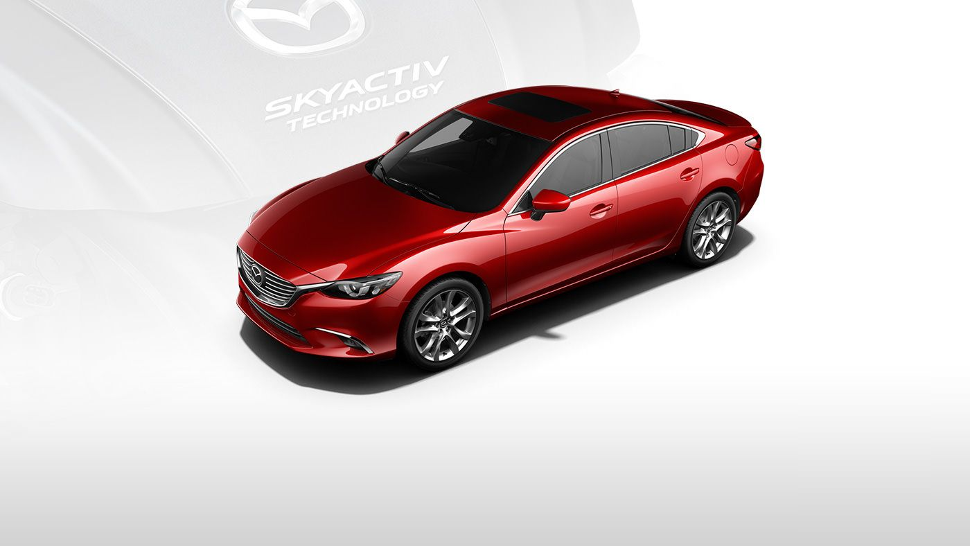 mazda6 SkyActiv 14 2015 Mid size car, Sports sedan, Mazda 6