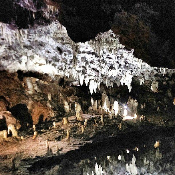 Cueva El Soplao in Rionansa, Cantabria