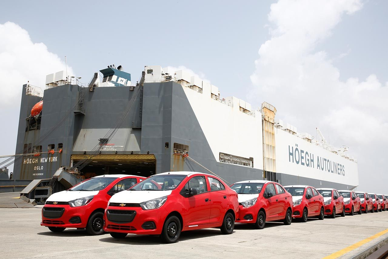 General Motors India Has Begun Regular Shipment Of The Chevrolet