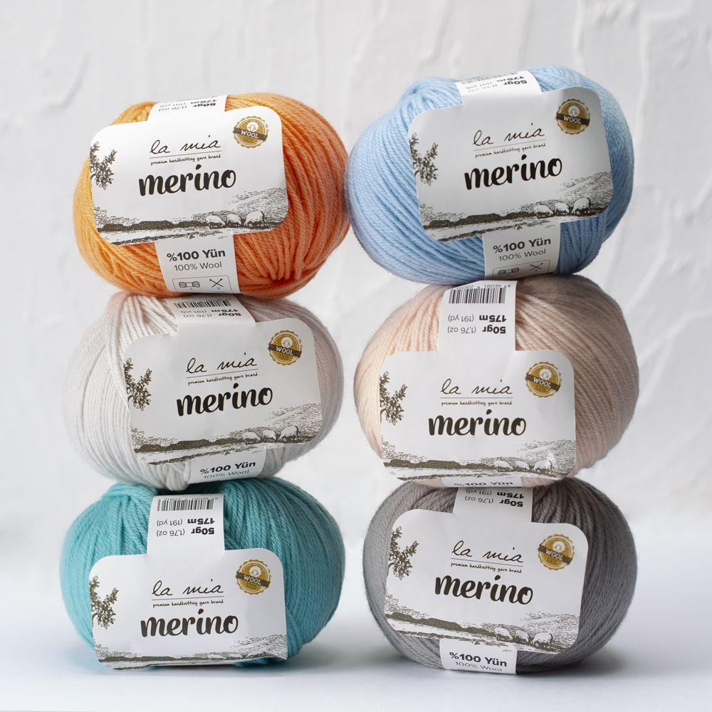 La Mia Merino Cheap yarn, Yarn colors, Knitting supplies