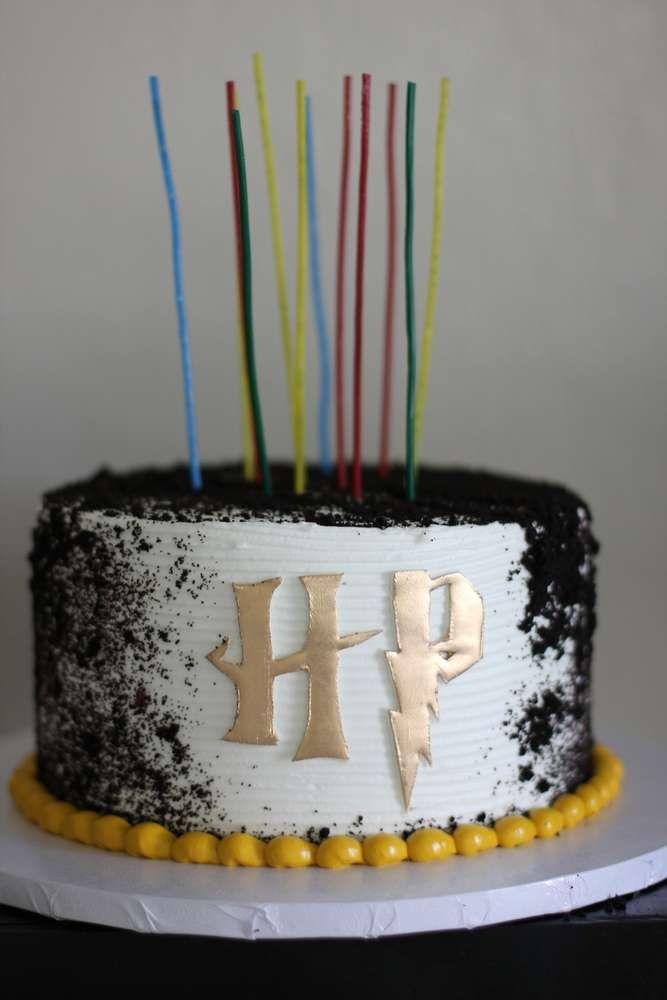 Harry Potter Birthday Party Ideas Fun Birthday Cakes Harry Potter