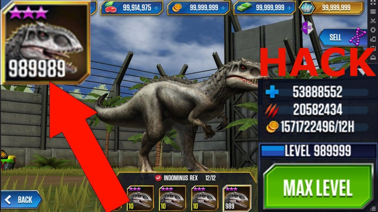 Free Jurassic World The Game Hack No Survey Online Generator For